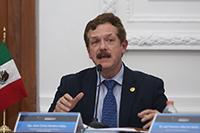 Las decisiones en el sector de CTI deben ser colegiadas, deliberadas con autoridades locales,  académicas y empresariales, señala el diputado Juan Carlos Romero Hicks.