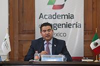 José Alonso Huerta Cruz,  presidente de la Rednacecyt.