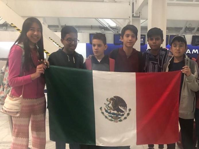 Ana Illanes Martínez de la Vega, David García Maldonado, Sebastián Montemayor Trujillo, Pedro Antonio González Soto, Yahir Manuel Martínez Ramírez y Alier Sánchez y Sánchez.