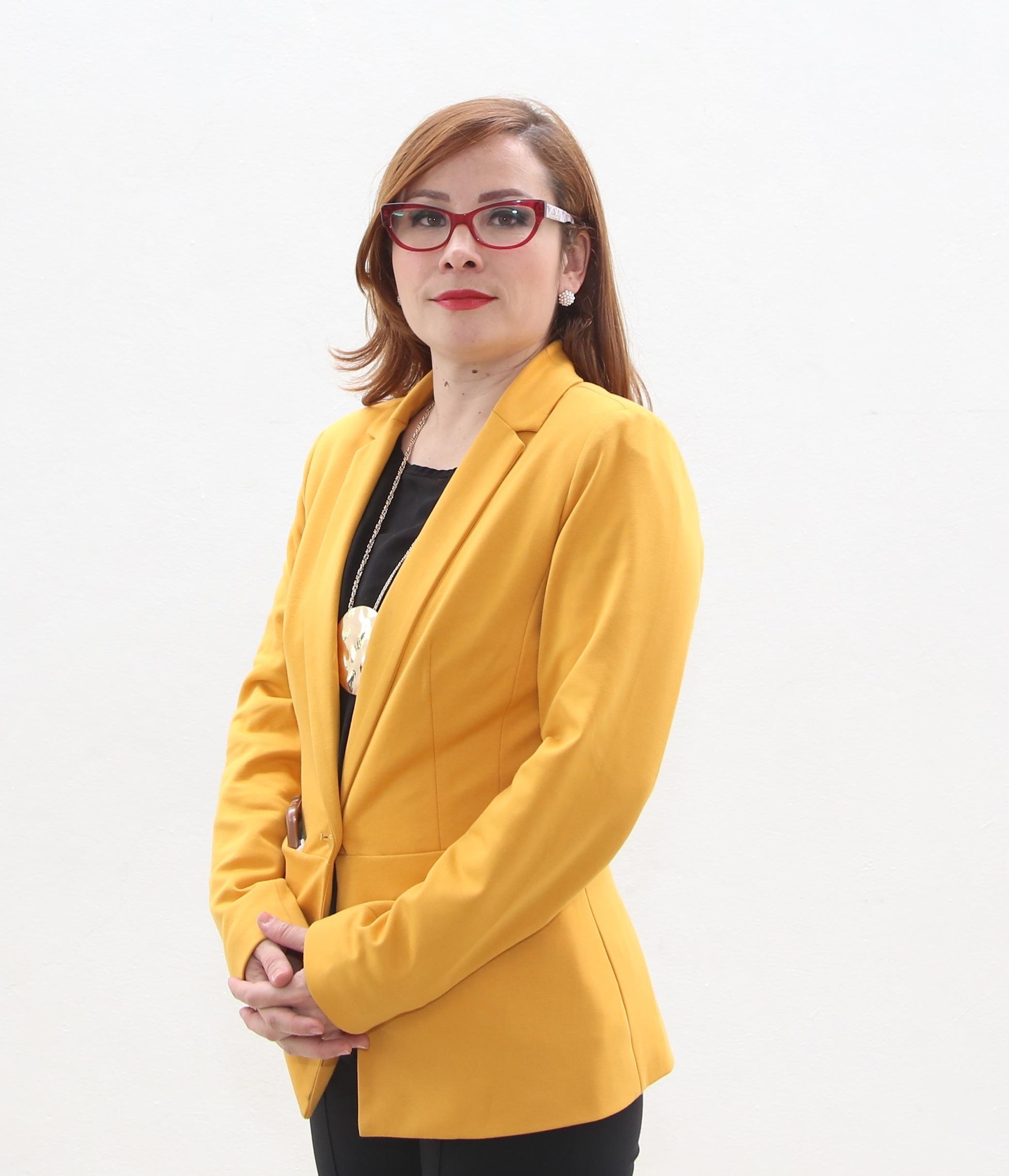 Sarah Patricia Cerna Villagra obtuvo la Beca para Mujeres en las Humanidades y las Ciencias Sociales 2019.