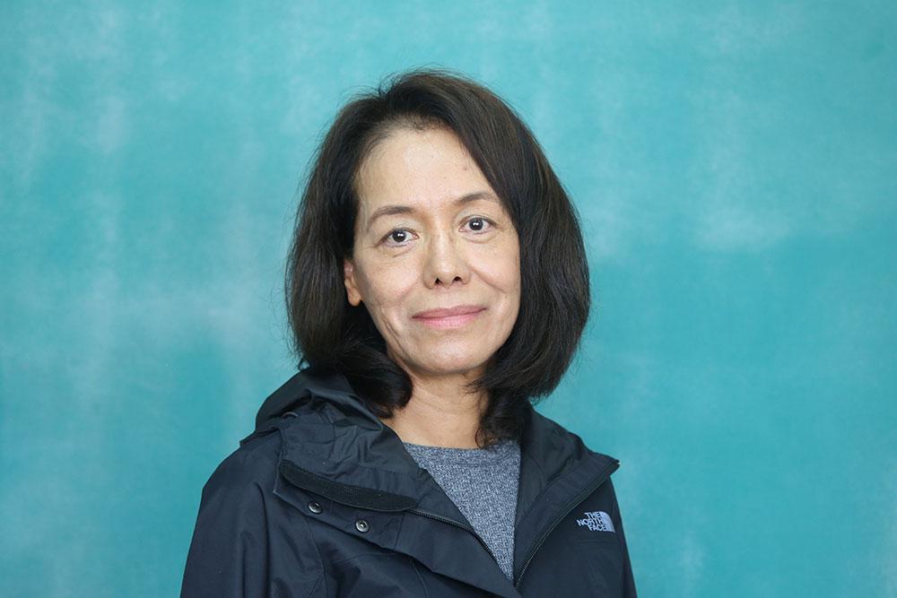 Dolores Maravilla Meza, investigadora en el Instituto de Geofísica de la Universidad Nacional Autónoma de México.