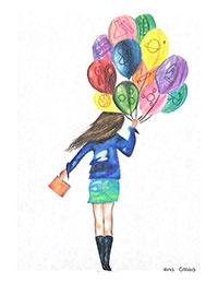 1er lugar B: Nina Margot Castro Gaínza, de 12 años, San Nicolás de los Garza, Nuevo León.