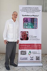 Adrian Bejan, profesor de la Universidad de Duke.