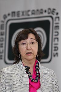 La científica española Aurora Hernández Machado, nuevo miembro correspondiente de la AMC.