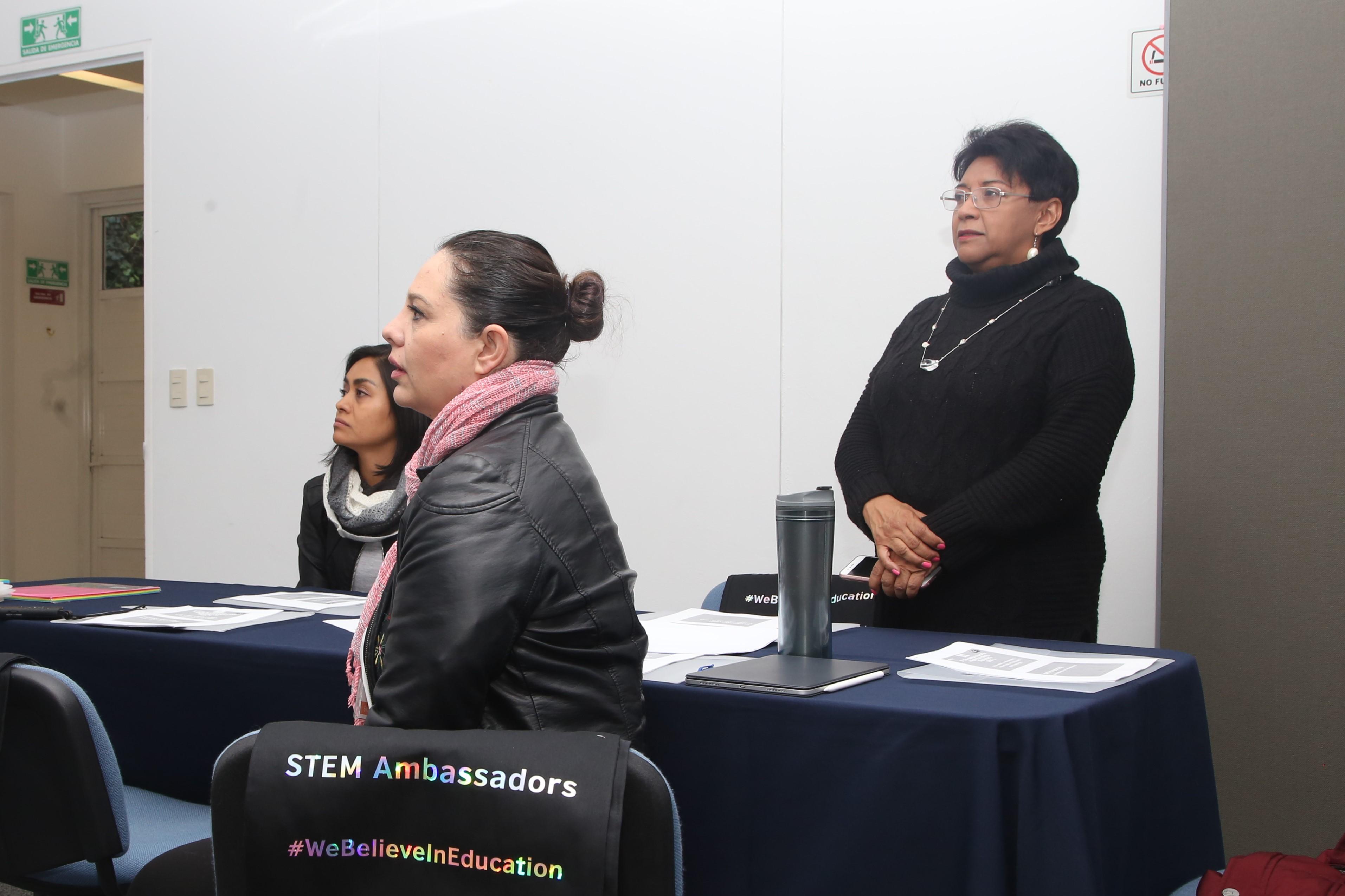 Luego de un proceso largo, los participantes que cumplan con todos los requisitos y aprueben las evaluaciones obtendrán una certificación en STEM education por parte del British Council México y la Academia Mexicana de Ciencias.