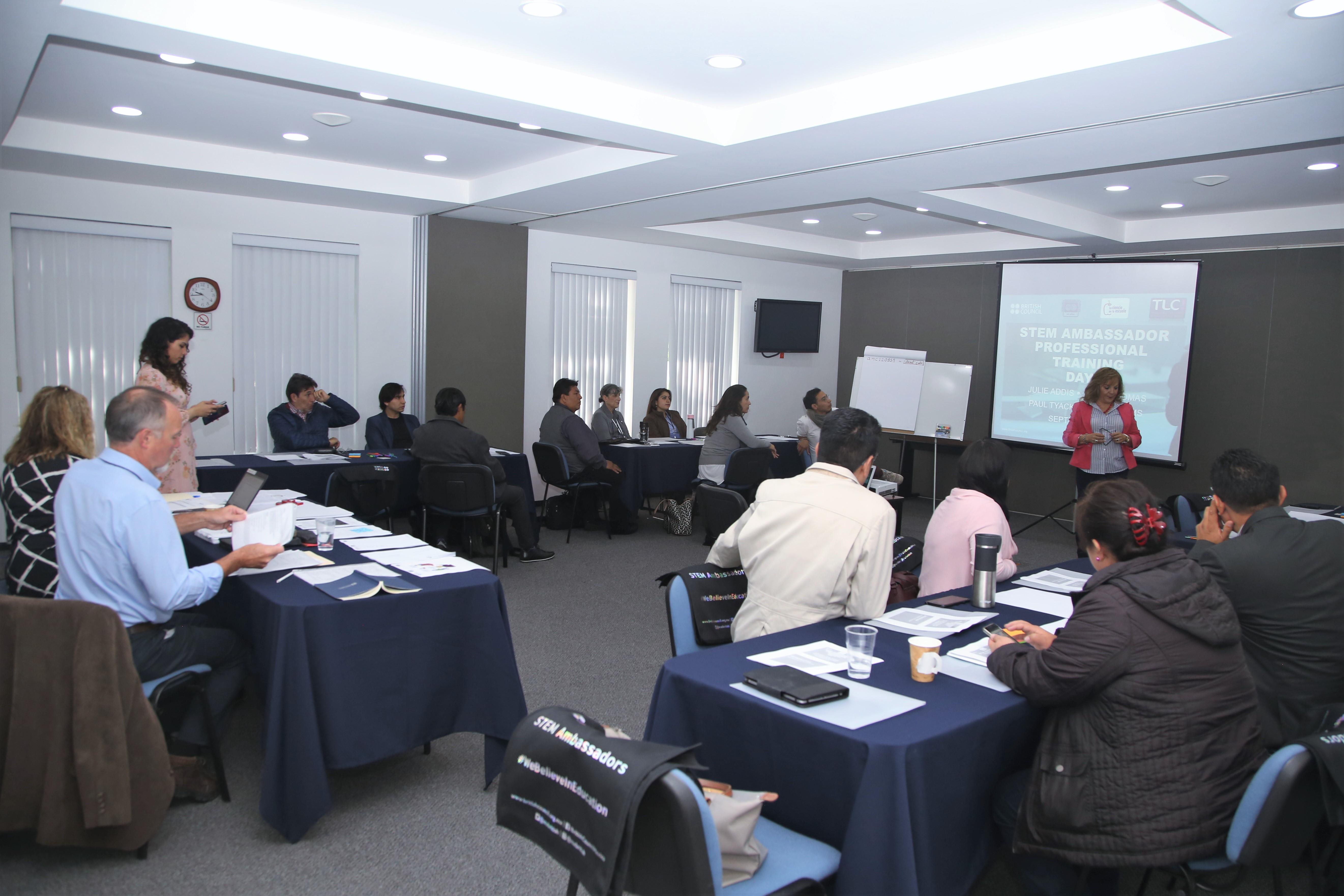 El British Council México y la Academia Mexicana de Ciencias, impulsan la educación y fomentan nuevos modelos de enseñanza.