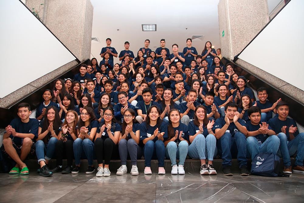 """Inicia el curso-taller de certificación denominado """"Un total de 82 estudiantes, 42 mujeres y 40 hombres, menores de 17 años y provenientes de diez estados del país, participan en la etapa final nacional de la 13ª Olimpiada Mexicana de Historia, que se realiza en la Ciudad de México desde hoy y hasta el 26 de junio."""