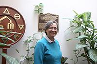 La doctora María del Jesús Rosales Hoz, miembro de la Academia Mexicana de Ciencias y presidenta de la Sociedad Química de México, dio a conocer las actividades que llevará a cabo la asociación que preside con motivo de 2019 Año Internacional de la Tabla Periódica de los Elementos Químicos.