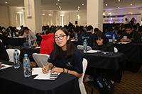 Con la presentación de los exámenes teóricos arrancó este lunes 25 de febrero de 2019 la XXVIII Olimpiada Nacional de Química en Guanajuato, Gto. Este concurso de ciencia de la Academia Mexicana de Ciencias se organiza en conjunto con la Universidad de Guanajuato, la Secretaría de Educación y el Colegio del Nivel Medio Superior estatales.