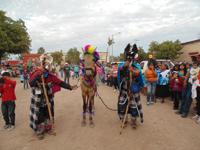 Fariseos de Pueblo Viejo, Navojoa, Sonora.