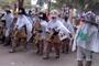 Semana Santa de los mayos-yoreme en Mochicahui., el Fuerte, Sinaloa.