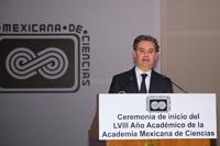 Aurelio Nuño Mayer, secretario de Educación Pública.