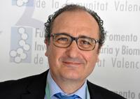 El doctor Andrés Moya Simarro, responsable de la Cátedra FISABIO-Universidad de Valencia para el Fomento de la Investigación Biomédica del Gobierno Valenciano. Premio México 2015 de Ciencia y Tecnología.