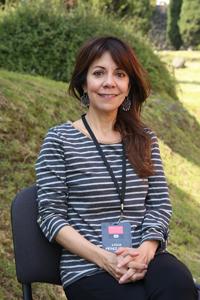 Ligia Pérez Cruz, en la sede de la AMC.
