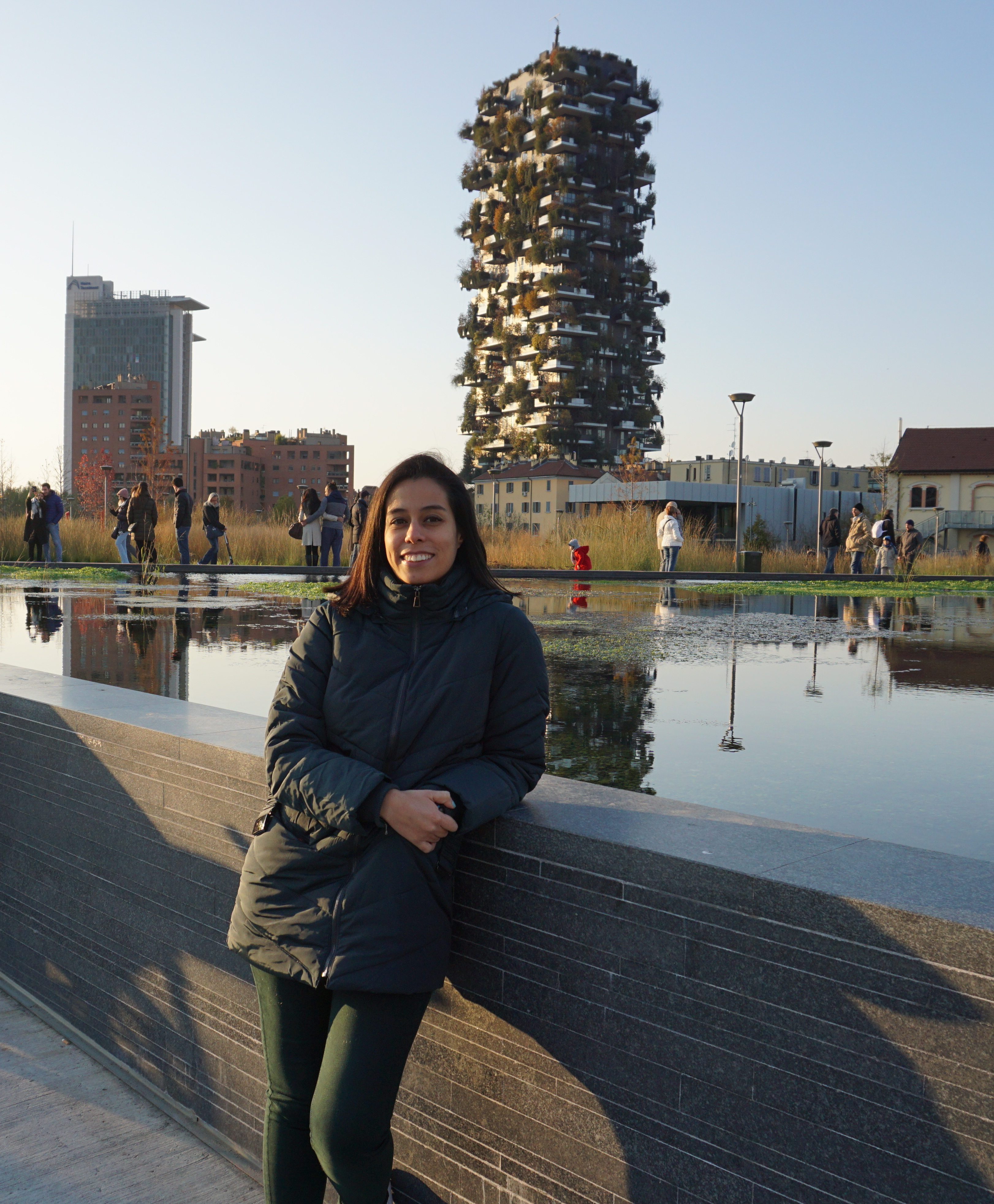 Sandra Lorena Romero Córdoba, adscrita Instituto Nacional de Ciencias Médicas y Nutrición Salvador Zubirán. Fotografía: Cortesía de la investigadora.