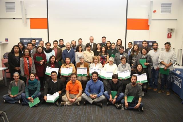 Concluyeron 53 profesores el curso de Pedagogías del siglo XXI y el proceso de certificación como STEM Ambassadors.