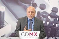 Enrique Cabrero Mendoza, director general del Conacyt.