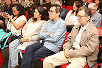 Dr. Mauricio Castro, coordinador de la Olimpiada Nacional de Química de la AMC, integrante del  jurado.