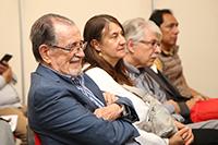El jurado XV Concurso Leamos la Ciencia para Todos  estuvo conformado por académicos y divulgadores de ciencia provenientes de diversas instituciones, como el doctor Fernando del Río, expresidente de la AMC.
