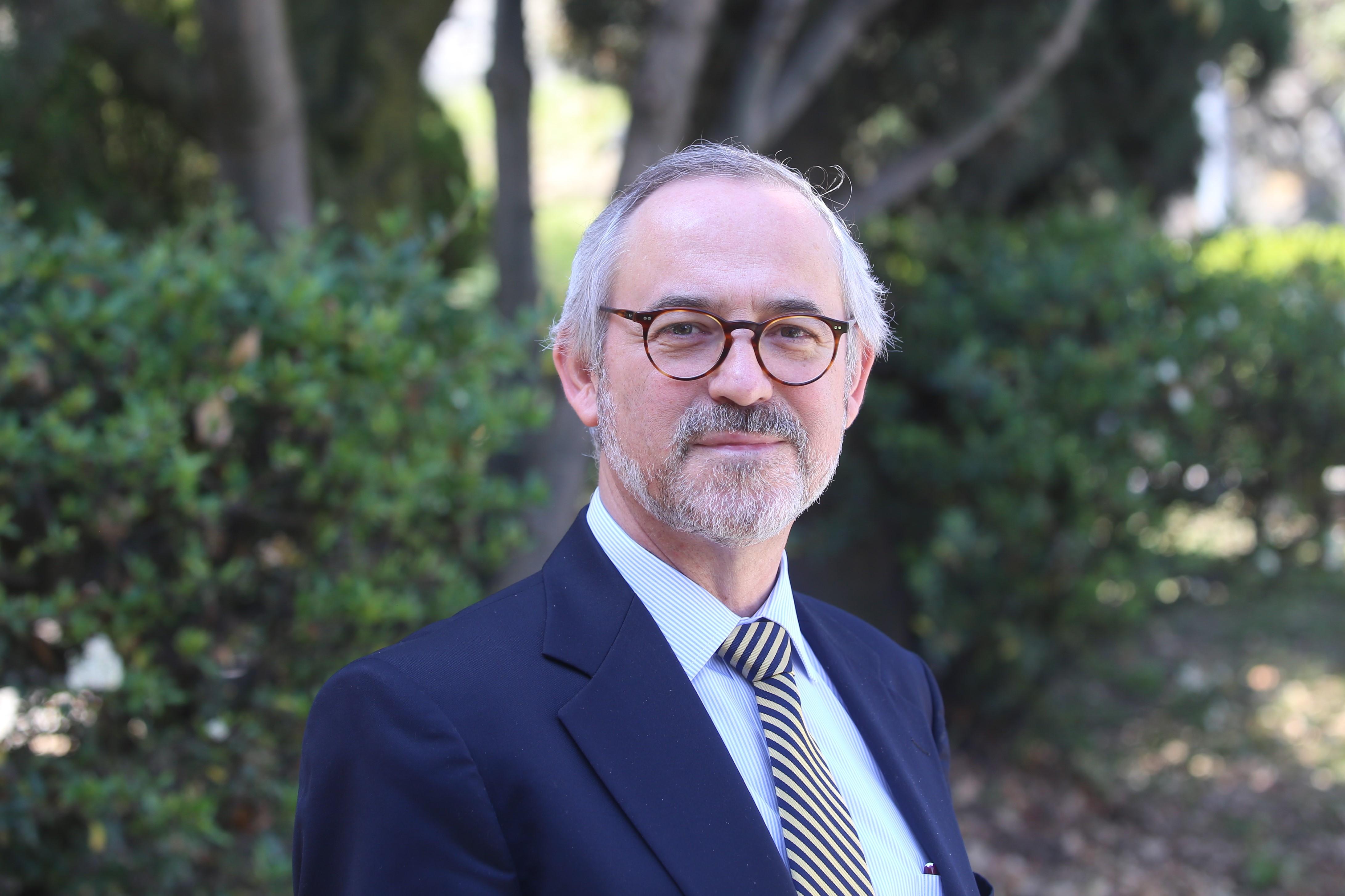 Gerardo Gamba Ayala, especialista en fisiología y fisiopatología renales. Miembro titular de la AMC.