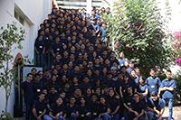 Un total de 179 estudiantes de nivel medio superior de 31 entidades federativas participaron en la XXVIII Olimpiada Nacional de Química, que coordina y organiza la Academia Mexicana de Ciencias.