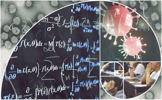 Los modelos matemáticos para plantear diversos escenarios ante la actual pandemia requieren de información clínica para que la predicción sea precisa.
