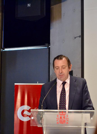 Luis Fernández-Cid , embajador de España en México.