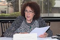ulia Tagüeña Parga, directora adjunta de Desarrollo Científico del Conacyt.