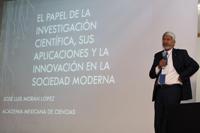 José Luis Morán, presidente de la AMC.