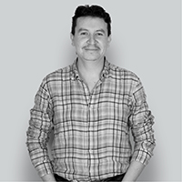 Doctor Santiago Cortés Hernández, profesor de la Escuela Nacional de Estudios Superiores (ENES) Unidad Morelia de la UNAM, ganador de Premios de Investigación de la AMC 2018.