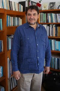 Pedro Álvarez Icaza, coordinador general de Corredores y Recursos Biológicos de la Comisión Nacional para el Conocimiento y Uso de la Biodiversidad (Conabio).