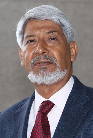 José Luis Morán López, expresidente de la AMC.