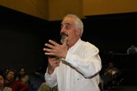 Entusiasta y amena conferencia ofreció Xavier Gómez Mont, investigador del CIMAT, en el cierre de Ciencia y Humanismo II.