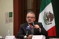 Mario Ordaz Schroeder, del Instituto de Ingeniería, UNAM.